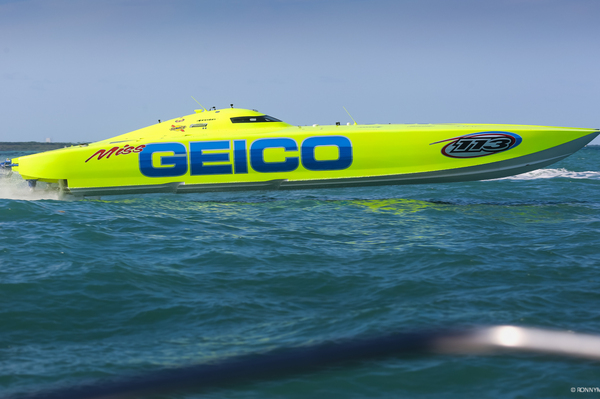 - P1 Offshore Racing Rider