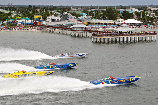 Fort Myers - P1 Offshore Racing Race Venue