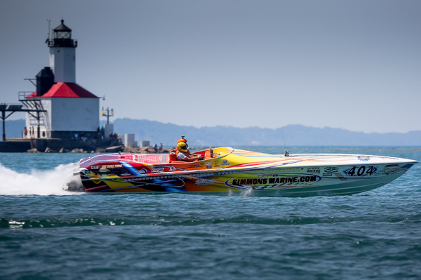 Michigan City - P1 Offshore Racing Race Venue